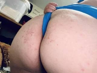 Photo of my big bbw phat juicy ass