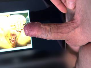 My tribute for wtf2...i get hard, the pussy is so hot
