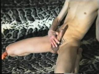 Wish I was there sucking your Beautiful cock while you stuff your Sweet ass with that dildo ! ! !