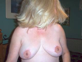 Gorgeous Boobs, look delicious and I expect taste pretty fine as well!! xxx