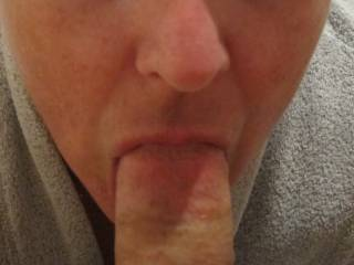 My wife sucking my cock on our honeymood