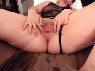 Like to slide my cock deep in your sexy pussy