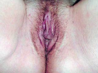 I love your pubic hair. Let me know if you want that sucked, licked and filled with cock!