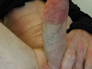 I'd love to milk that hot cock!