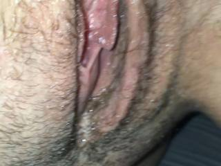 I just licked and fucked this amazing pussy. I came deep in her as she was cumming too.  It was amazing.  Pays off to say hi to hot in yoga pants at the store.   They love a hot younger guy telling them how hot they are. Are you hot in yoga pants?