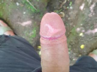 After flasging the fisherman she wanted to fuck my cock