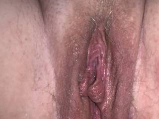 Her sexy wet pussy