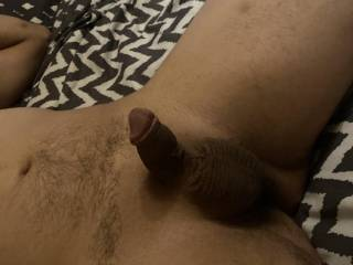 let me know what uou think of my massive dick could you handle 😉