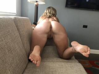 Hot wet holes and sexy soles