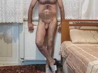Nude fashion show