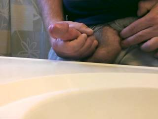 I would have been happy to hold onto your huge swollen balls.  you have been added as one of my favorites