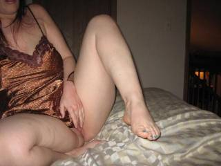 I don't think anyone will my mind another pussy pic right?