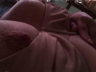 Love to put my warm mouth on your beautiful tits mmm