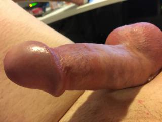 Love the new cock ring.  Makes a raging hard-on even harder!