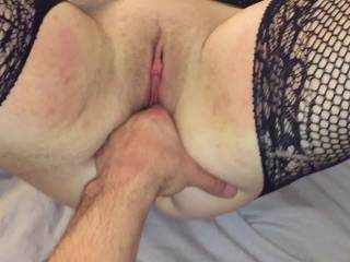 my wife loves having her pussy penetrated. Seeing on how I can't hold a damn camera straight dose anyone want to be our camera man or (our favorite) camera women?