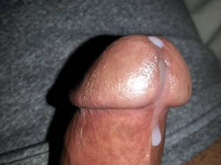Leaking CUM... i need someone to clean me up