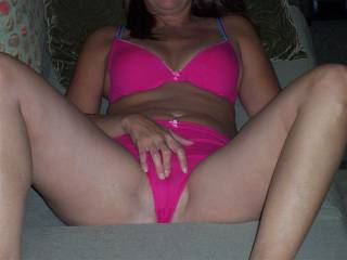 exposed wife spread for you