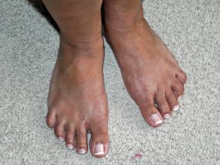 2009 summer vacation!  My feet...per a request by adram321!