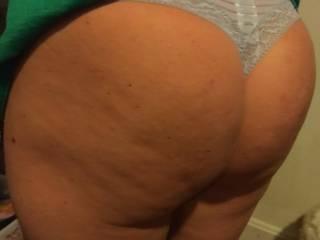 Melissa's sweet big butt