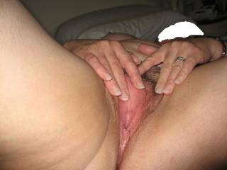 I would love to fill that pussy with my cock and a big load of cum!