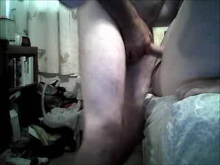 Ohhhhh, man friend and me having some hot morning sex!!