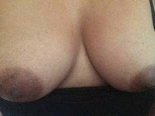 You have no idea how many times I have cum over your tits hon! Thank you for sharing!