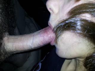 I would so love to feel those lips wrapped around my cock sucking my dick so deep until I cum
