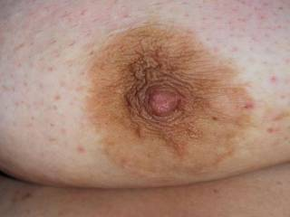 There is that perfect breast/areola/nipple combination again !