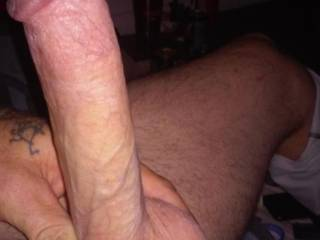 Me just love touching and playing with my cock