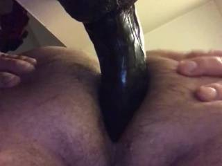 I am a bisexual man. I love fucking myself with Big Toys. Love the feeling! I do it for hours and that ain\'t even enough. Hope you enjoy this video more to come. If you have any ideas for me let me know.