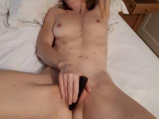 body shot of me when I cum