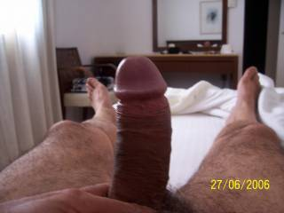 Anyone to suck this perfect dick?