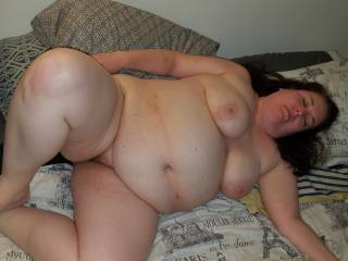 Worn out after a good hard pounding