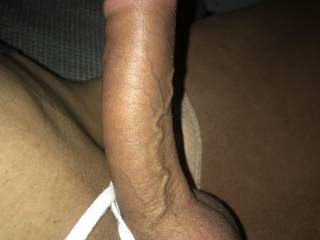 Do you like this view on my freshly shaved dick?