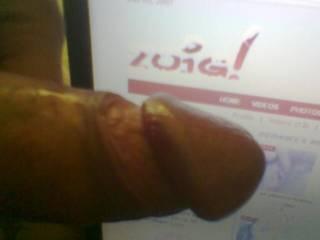 my dick head