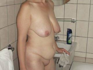 You are very attractive, I would love to play with your gorgeous tits!