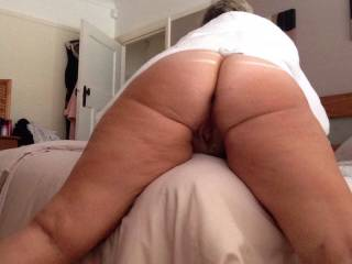girlfriend\'s hot sexy bum