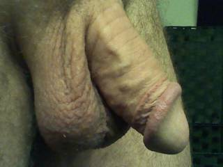Love to take it in my mouth, balls on my chin and feel it grow rock hard, head pushing into my throat, then feel cum hitting deep in the back of my throat