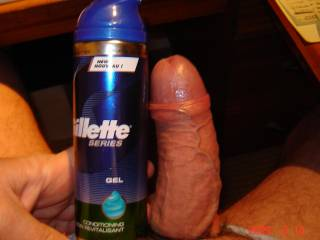 Cock Size 1 - Starting Side by Side ! Large 200ml can !