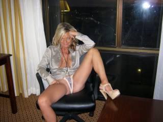 Sexy night at hotel!