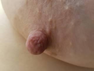 Nice and suckable nipple
