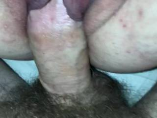 Great little video of me filling Kiki's little pussy with cum! Anyone  want to eat my cum out of Kiki's cunt?