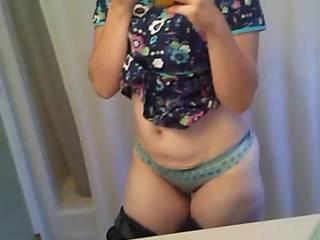 The sexy Ex girlfriend Meg