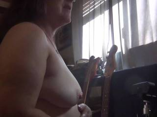 on the webcam with joewunder and his giant dick i beg for cum on my tits and he DOES a live tribute what  a cum slut i am