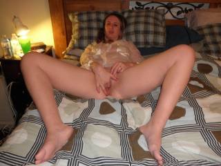 Love my cock in there too babe or my tongue fiorst if u like... love to flip you over and ride yr pussy as u finger yr clitty....