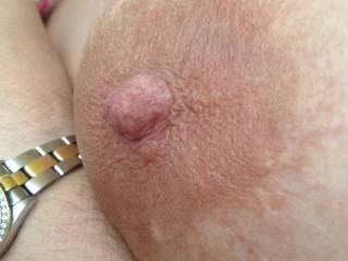 Love to eat some Cum off that nipple