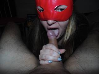 GF will suck and swallow anytime