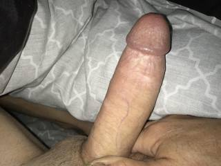 Just a pic of my cock in the morning