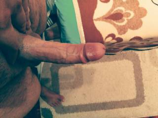 My hard cock, ready for fucking