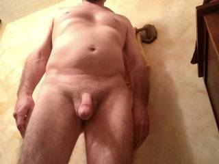 Ready to fuck a nice tight ass!